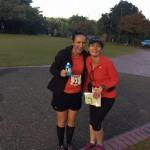 3 Marathons in 3 Days 2014 Day 1