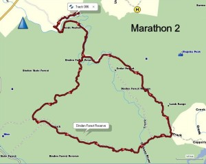 Marathon 2 Course