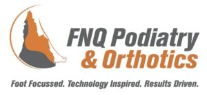 FNQ PODIATRY + ORTHOTICTS LOGO